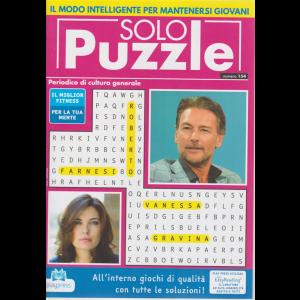 Solo Puzzle - n. 154 - bimestrale - 24/4/2020 -