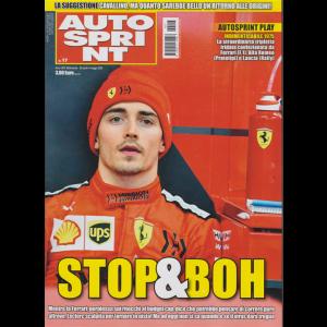 Autosprint - n. 17 - settimanale - 28 aprile - 4 maggio 2020 -