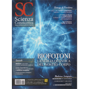 Scienza E Conoscenza - n. 68 - aprile - giugno 2019 -