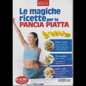 Curarsi mangiando - Le magiche ricette per la pancia piatta - n. 142 - maggio - giugno 2020 -