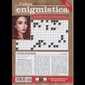 L'altra Enigmistica - n. 487 - mensile - maggio 2020