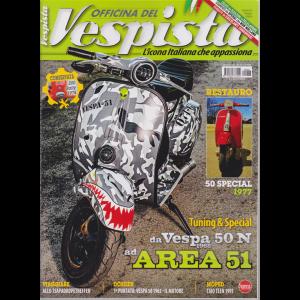 Officina del vespista - n. 43 - bimestrale - 29/4/2020 -