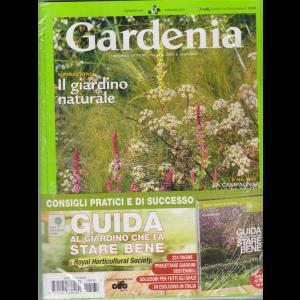 Gardenia + Guida al giardino che fa stare bene - n. 433 - maggio 2020 - mensile - 2 riviste