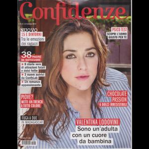 Confidenze - n. 8 - 12 febbraio 2019 - settimanale