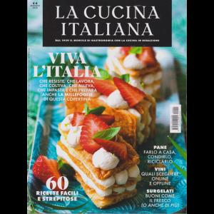 La cucina italiana - n. 5 - maggio 2020 - mensile