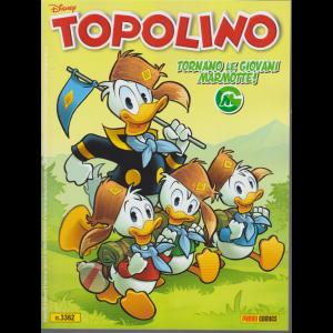 Topolino - n. 3362 - settimanale - 29 aprile 2020 -