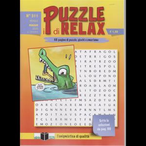 I Puzzle di Relax - n. 311 - mensile - maggio 2020