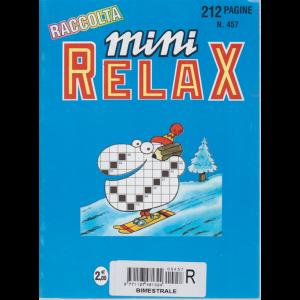 Raccolta mini relax - n. 457 - bimestrale - 212 pagine