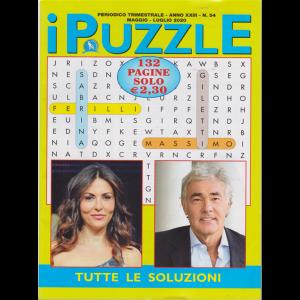 I Puzzle - n. 54 - trimestrale - maggio - luglio 2020 - 132 pagine