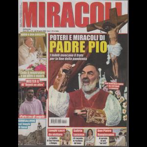 Miracoli e Misteri - n. 13 - settimanale - 29 aprile 2020