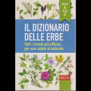 Alimentazione naturale - Il dizionario delle erbe - n. 56 - maggio - giugno 2020
