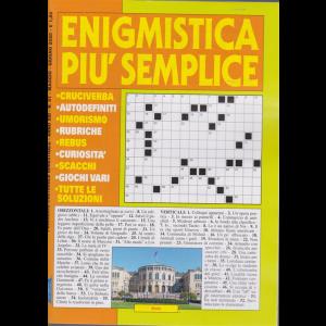 Enigmistica Piu' Semplice - n. 61 - bimestrale - maggio - giugno 2020