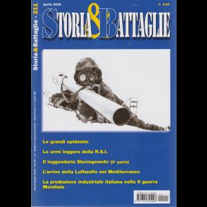 Storia e  Battaglie - n. 211 - aprile 2020 - mensile