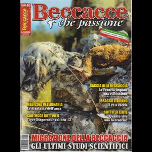 Beccacce che passione - n. 3 - bimestrale - maggio 2020