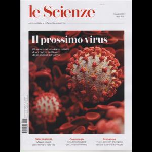Le Scienze - n. 621 - maggio 2020 - mensile