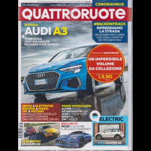 Quattroruote + Passione Quattroruote - n. 777 - maggio 2020 - mensile - 2 riviste
