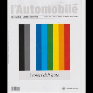 L'automobile - n. 40 - maggio 2020 - nuova serie