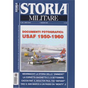 Storia Militare - n. 320 - 1 maggio 2020 - mensile
