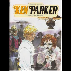 Ken Parker - Volume 10 - Odio antico - Apache - settimanale -