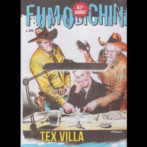 Fumo di China - n. 296 - aprile 2020 - mensile - 42° anno - Tex Villa