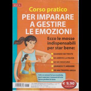 Riza Psicosomatica - Corso pratico per imparare a gestire le emozioni - n. 471 - maggio 2020 -