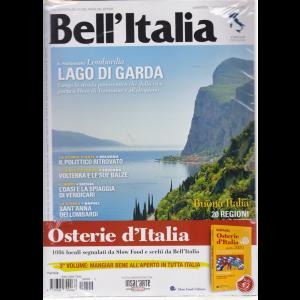 Bell'italia + Bell'Italia Osterie d'Italia guida 2020 - terzo volume - n. 409 - mensile - maggio 2020 - rivista + libro