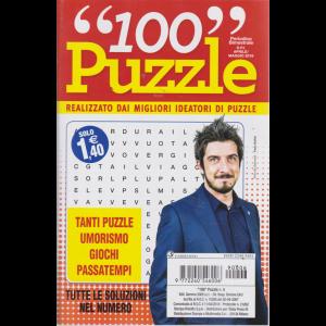 100 Puzzle - n. 6 - bimestrale - aprile - maggio 2019