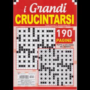 I Grandi Crucintarsi - n. 12 - trimestrale - marzo - aprile /maggio 2019 - 190 pagine
