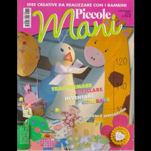 Piccole Mani - n. 60 - maggio 2020 - bimestrale -