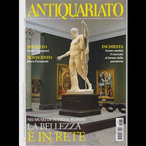 Antiquariato - n. 469 - maggio 2020 - mensile