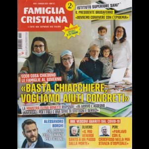 Famiglia Cristiana - n. 18 - settimanale - 3 maggio 2020