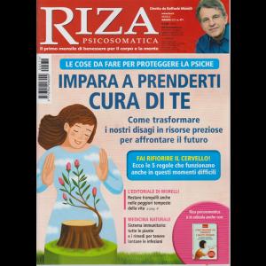 Riza Psicosomatica -n. 471 - mensile - maggio 2020