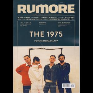 Rumore - The 1975 l'enciclopedia del pop - n. 340 - mensile - maggio 2020