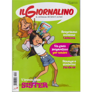 Il Giornalino - n. 18 - 3 maggio 2020 - settimanale