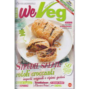 We Veg - n. 64 - mensile - maggio 2020 -