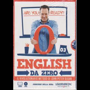 English da zero - n. 3 - settimanale