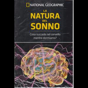 I grandi segreti del cervello - National Geographic - La natura del sonno - n. 5 - settimanale - 1/5/2020 - copertina rigida