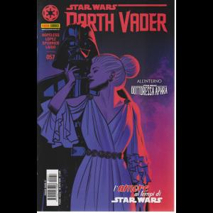 Panini Dark - Darth Vader N. 57 -L'amore ai tempi di Star Wars -  mensile - 30 aprile 2020 .