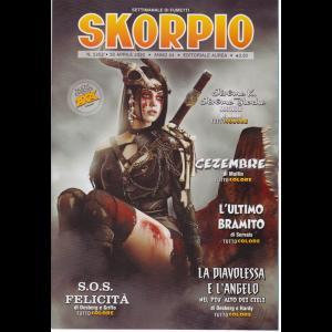 Skorpio - n. 2252 - 30 aprile 2020 - settimanale di fumetti