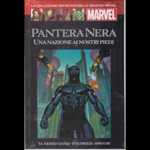 Graphic Novel Marvel - Pantera Nera - Una nazione ai nostri piedi - n. 45 - 2/5/2020 - quattordicinale - copertina rigida
