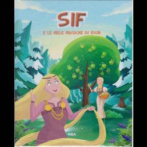 Miti e dei vichinghi - Sif e le mele magiche di Idun - n. 7 - settimanale - 2/5/2020 - copertina rigida
