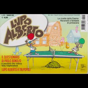 Lupo Alberto - n. 419 - 1 maggio 2020 - mensile