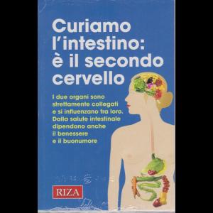 Riza Antiage - Curiamo l'intestino: è il secondo cervello - n. 25 - maggio 2020 -