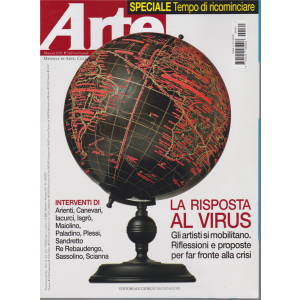 Arte - n. 561 - mensile - maggio 2020