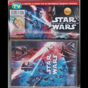 Sorrisi e Canzoni Tv + dvd Star Wars l'ascesa di Sky walker