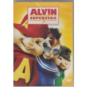 Cinema sotto le stelle - n. 24 - bimestrale /2020 - Alvin superstar -