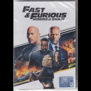 I Dvd Fiction Sorrisi 2 - n. 17 - settimanale - Fast & Furious hobbs & shaw - 5/5/2020