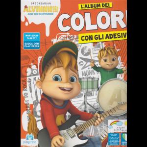 Alvinnn!!! And the chipmunks l'album dei colori - n. 6 - maggio - giugno 2020 - bimestrale