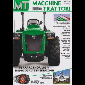 Macchine Trattori - n. 205 - maggio 2020 - mensile