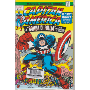 Marvel Tales -Capitan America - n. 35 - mensile - 30 aprile 2020